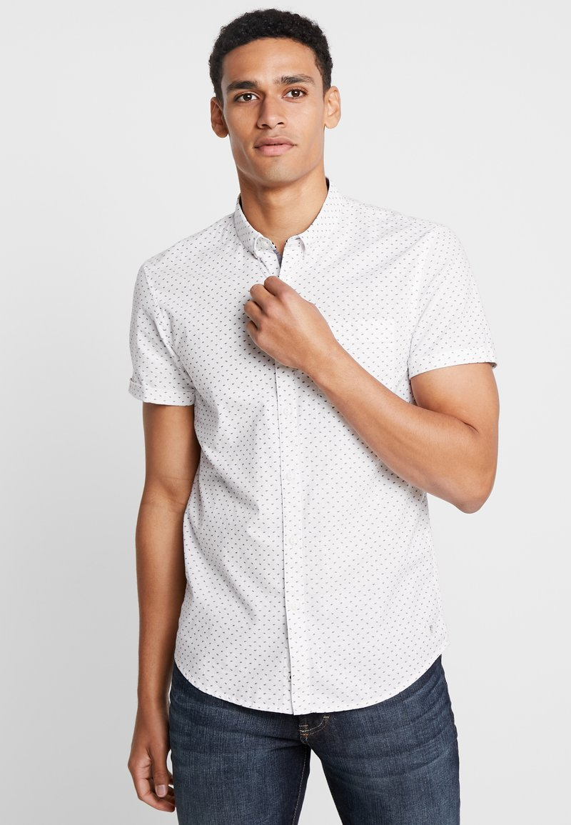 TOM TAILOR DENIM - Camisa - white