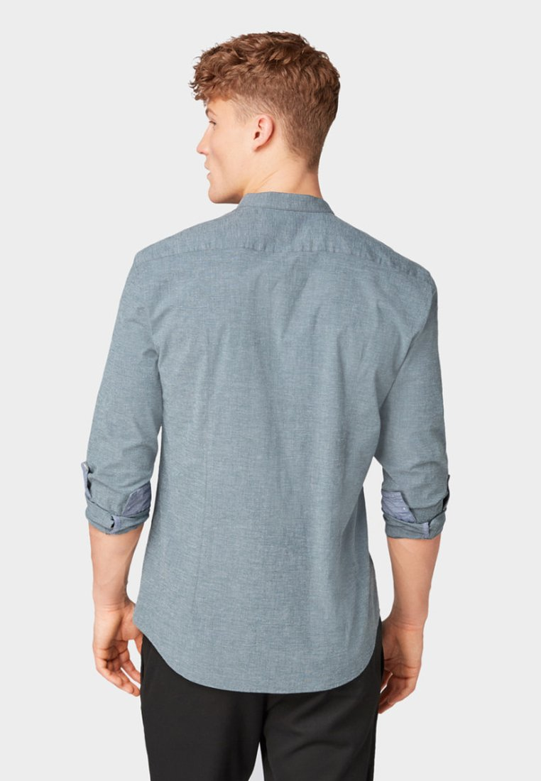 BrusttascheChemise Tom Denim Gray Tailor Mit sQtrdh