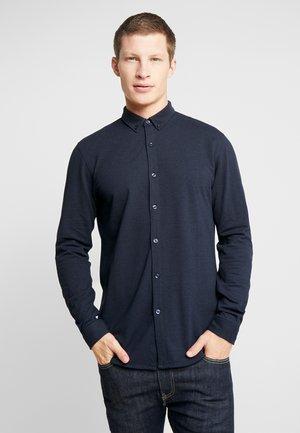 Shirt - sky captain blue non-solid