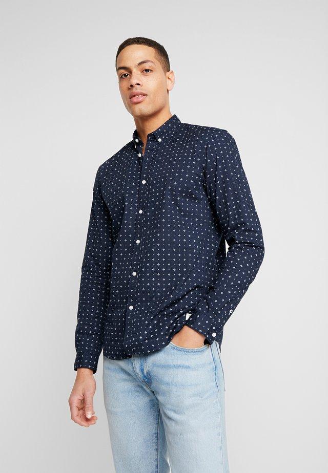 Košile - navy minimal