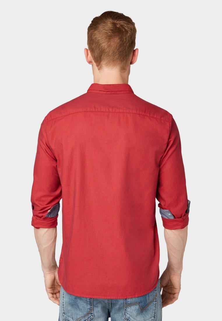 Denim BrusttascheChemise Tom Powerful Red Tailor Mit W2HYDEIe9