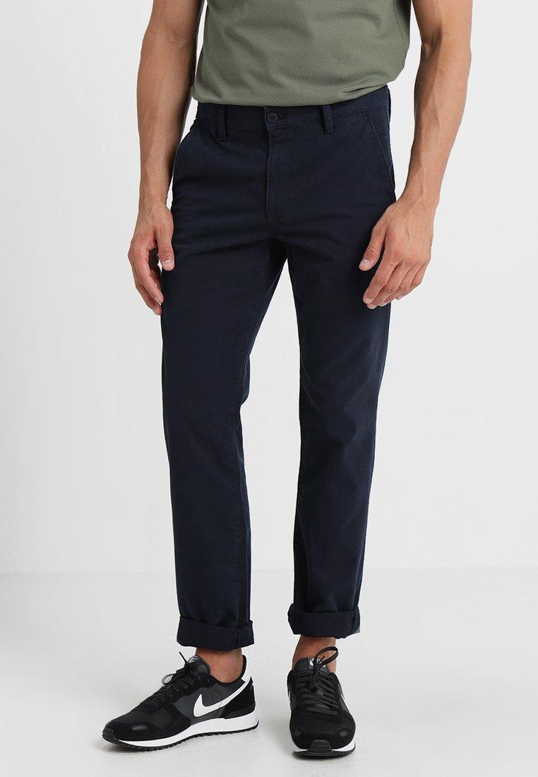 TOM TAILOR DENIM - Trousers - sky captain blue