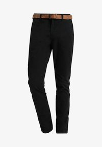 TOM TAILOR DENIM - Kalhoty - black - 4
