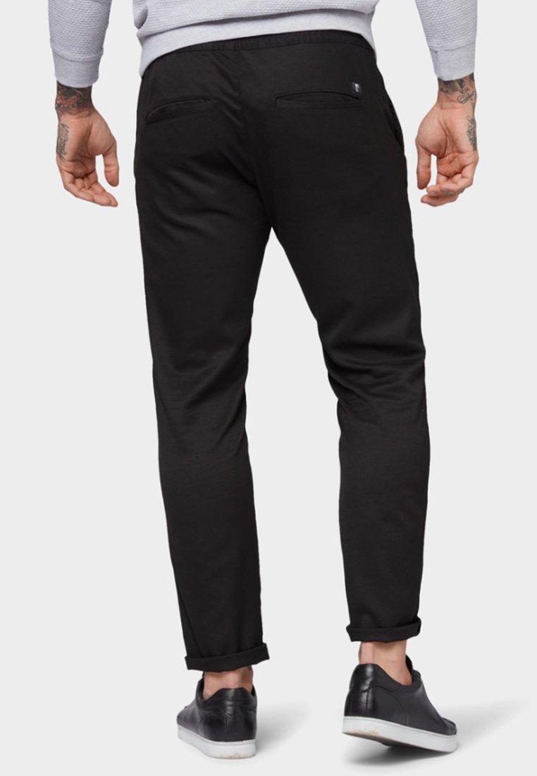 Denim Classique Black Cropped JoggerfitPantalon Tom Tailor HIYWDE29