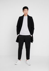 TOM TAILOR DENIM - Kalhoty - black - 1