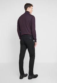 TOM TAILOR DENIM - Pantalon classique - black - 2