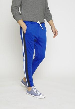 JOGPANTS TAPES - Pantaloni sportivi - bright king blue