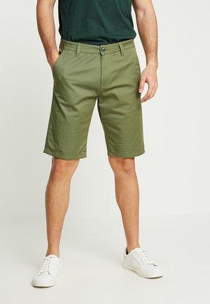 Kraťasy - cedar green