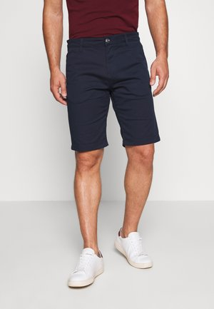 CHINO SHORTS - Shorts - dark blue