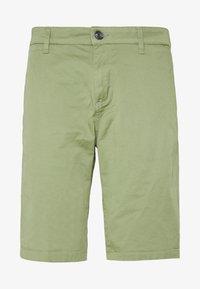 greyish green