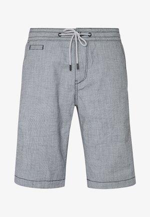 Shorts - mottled light blue