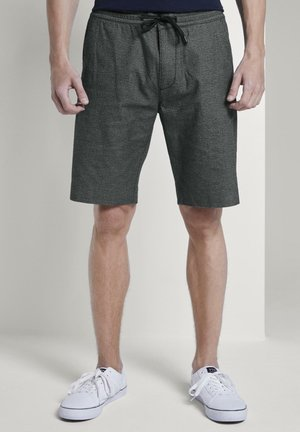 HOSEN & CHINO CHINO SHORTS - Shorts - dark grey