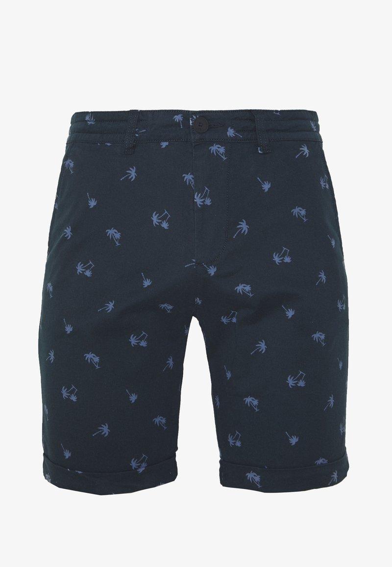 TOM TAILOR DENIM - Shorts - navy