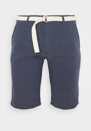 Kraťasy - blue minimal