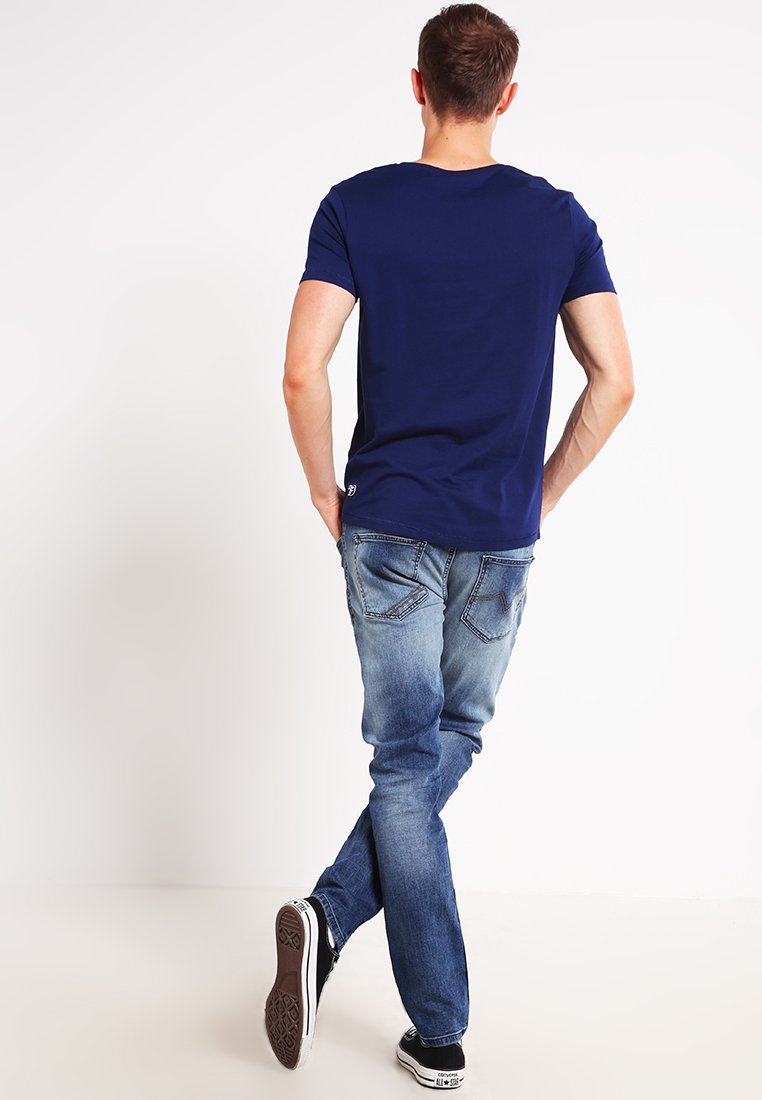 Wash Denim Tom Jean Tailor Stone SlimLight R5AL34j