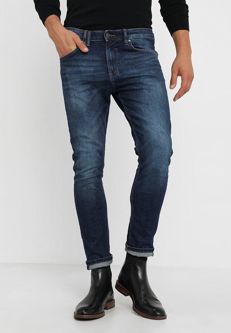 TOM TAILOR DENIM - CONROY - Jeans Tapered Fit - stone blue denim