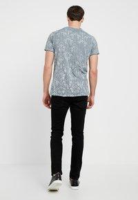 TOM TAILOR DENIM - SUPER PIERS  - Jeans slim fit - black denim - 2