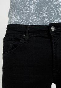 TOM TAILOR DENIM - SUPER PIERS  - Jeans Slim Fit - black denim - 5