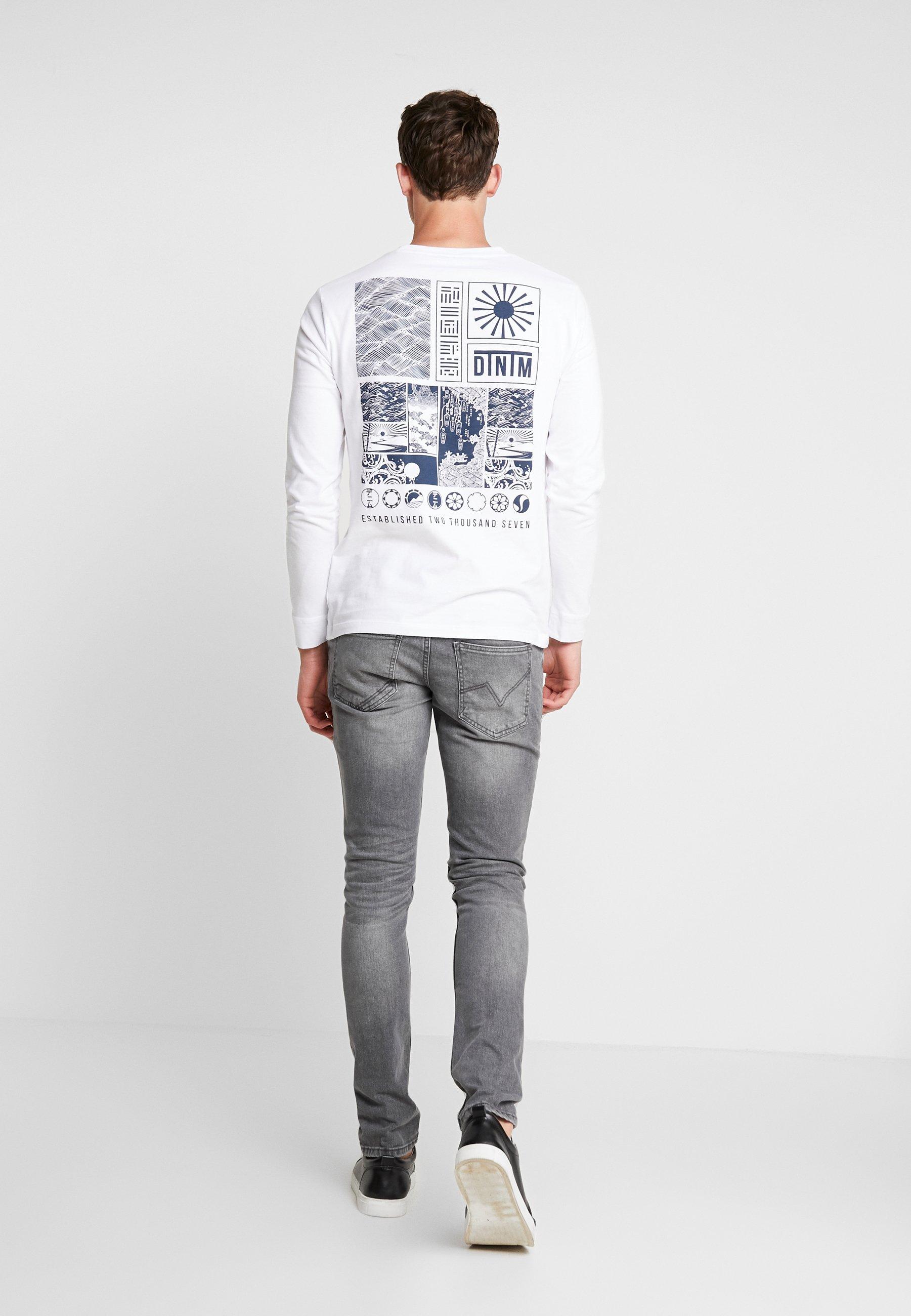 Grey Denim Stone Culver Used Skinny Tom Tailor Price StarterJeans Mid rdeQCxBoW