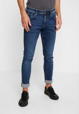 SKINNY CULVER VINTAGE STRETCH - Jeans Skinny - used mid stone blue denim