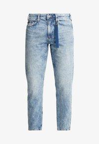 TOM TAILOR DENIM - 90S  - Jeans Relaxed Fit - used light stone blue denim - 4
