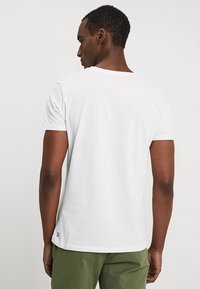 TOM TAILOR DENIM - 2 PACK - T-shirt basic - white - 2