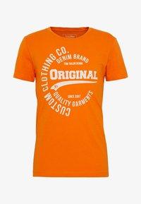 perfect orange  yello