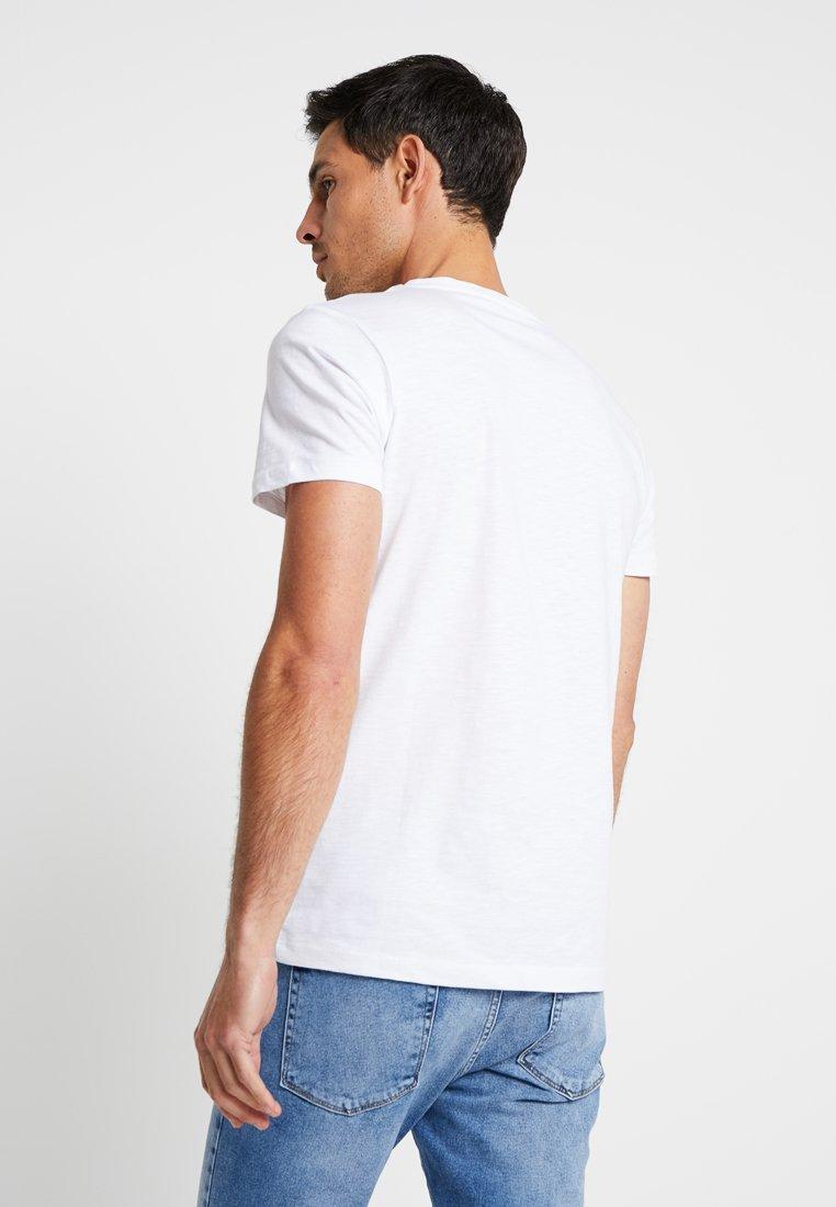 Tailor Tom Denim shirt T ImpriméWhite N8v0mnw
