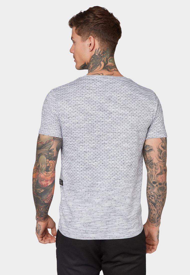 TeeT shirt Denim Tailor Gray Tom Structured Imprimé D9beW2IEHY