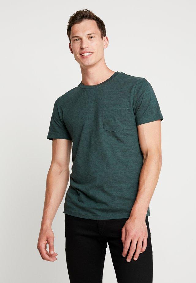 NOS  - T-shirt basic - dark gable green
