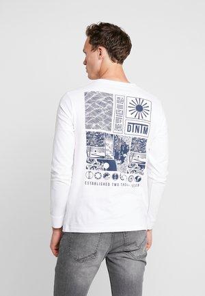 LONGSLEEVE - Maglietta a manica lunga - white