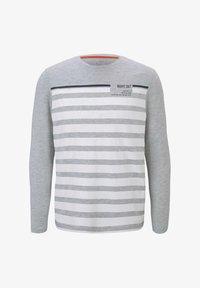 TOM TAILOR DENIM - longsleeve - Langarmshirt - white - 4