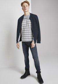 TOM TAILOR DENIM - longsleeve - Langarmshirt - white - 1