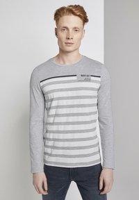TOM TAILOR DENIM - longsleeve - Langarmshirt - white - 0