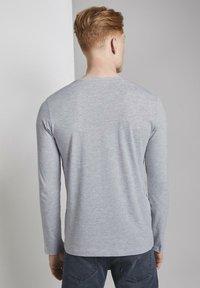 TOM TAILOR DENIM - longsleeve - Langarmshirt - white - 2