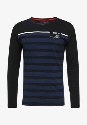 longsleeve - Camiseta de manga larga - sky captain blue