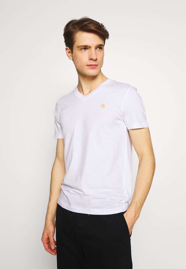 T-shirt basic - white