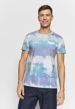 BATIK  - T-shirt z nadrukiem - multicolor/white