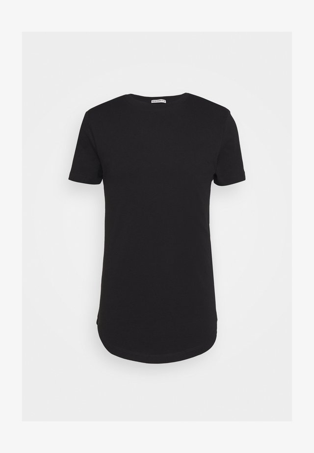 BADGE - T-shirts - black