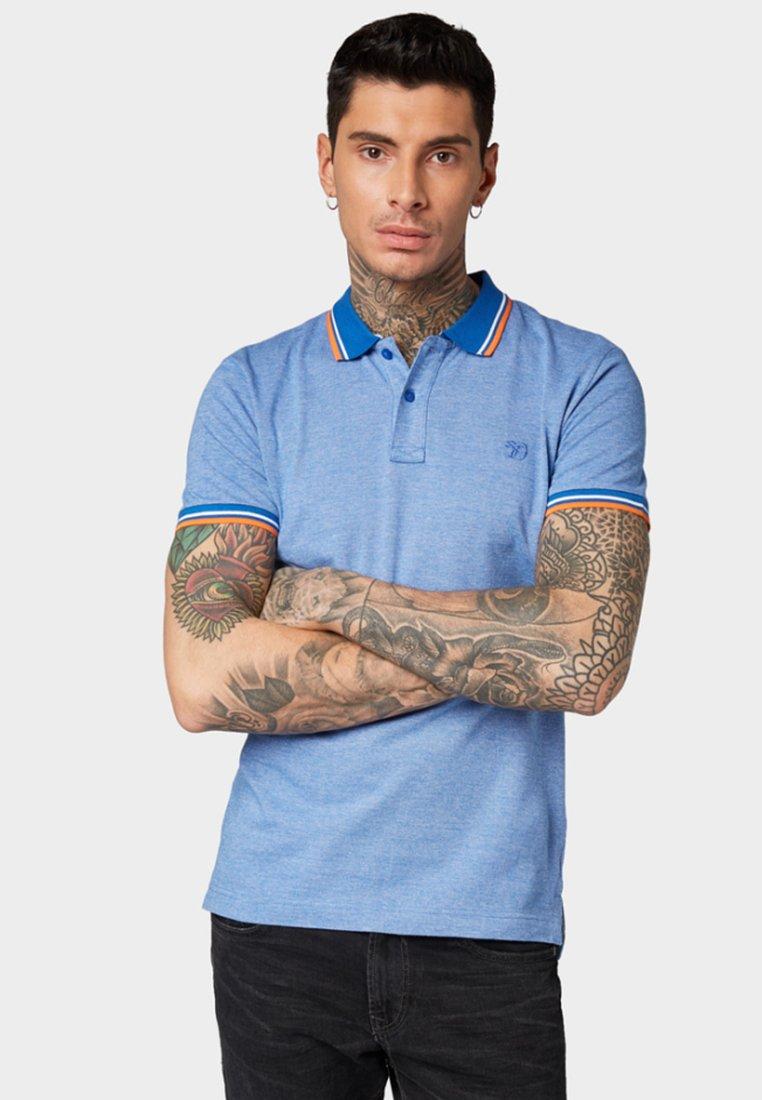 TOM TAILOR DENIM - Poloshirt - blue