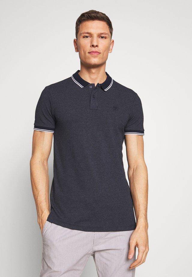 Poloshirt - sky captain blue