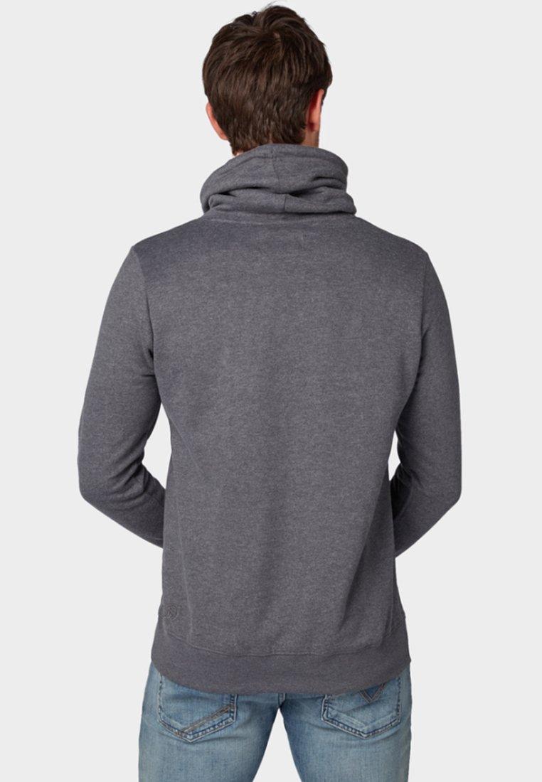 Denim SweatshirtMottled Tailor Tom Tom Grey OkuXilTwPZ