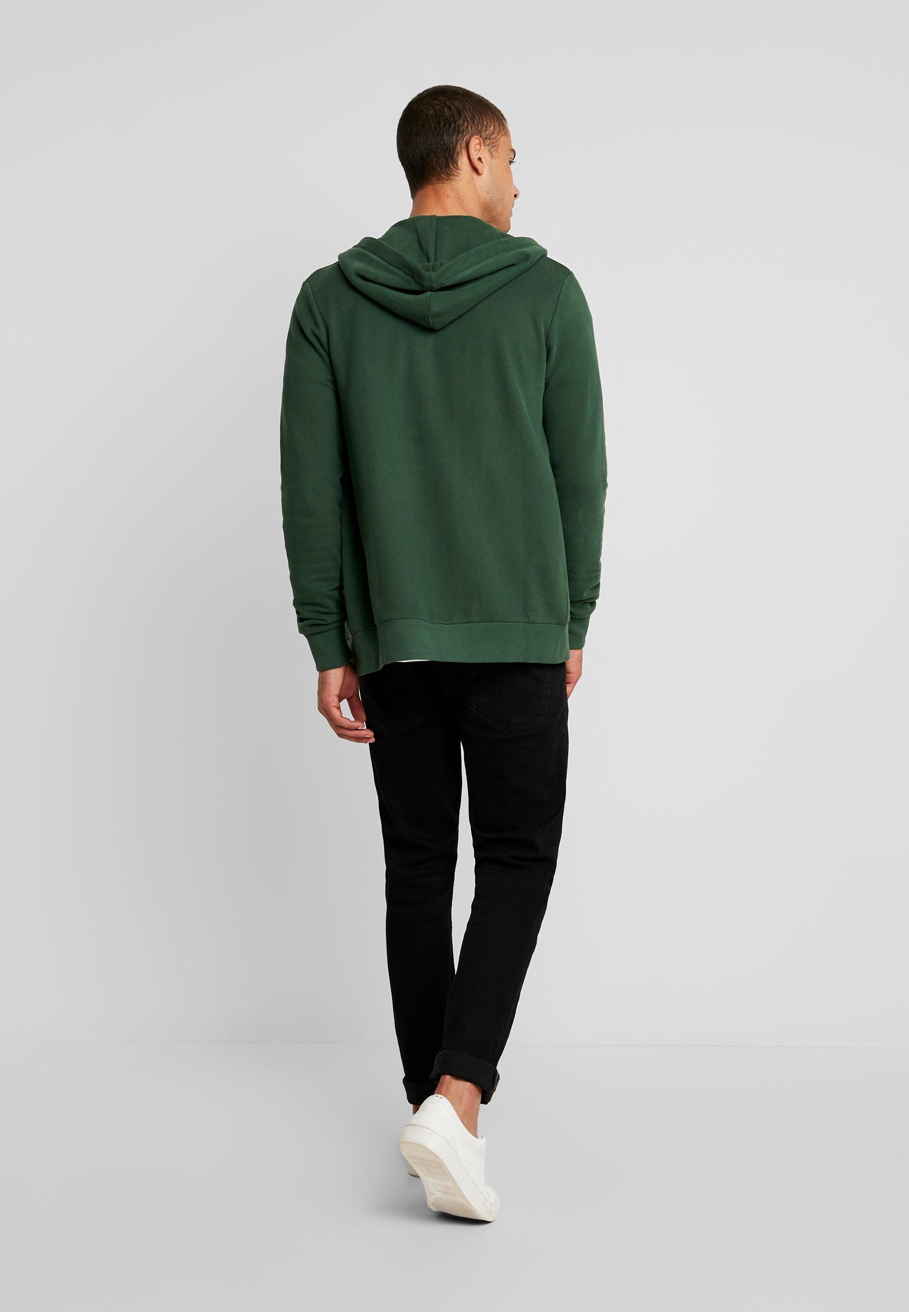 Veste En Tailor Green Denim Sweat ZippéePineneedle Tom dQrCxoeWB