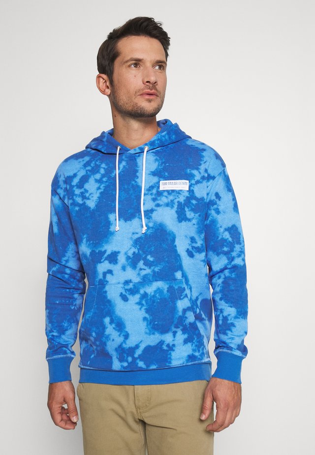 HOODIE - Jersey con capucha - blue