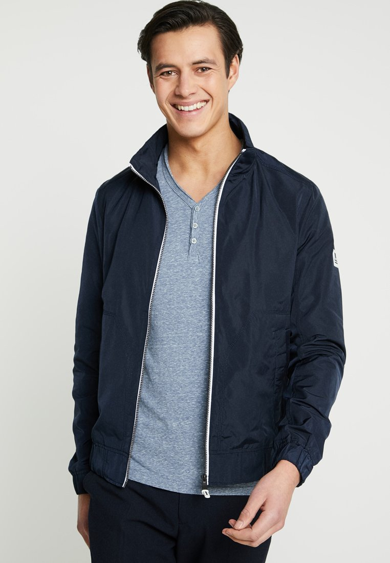 TOM TAILOR DENIM - Bomberjacke - navy blue