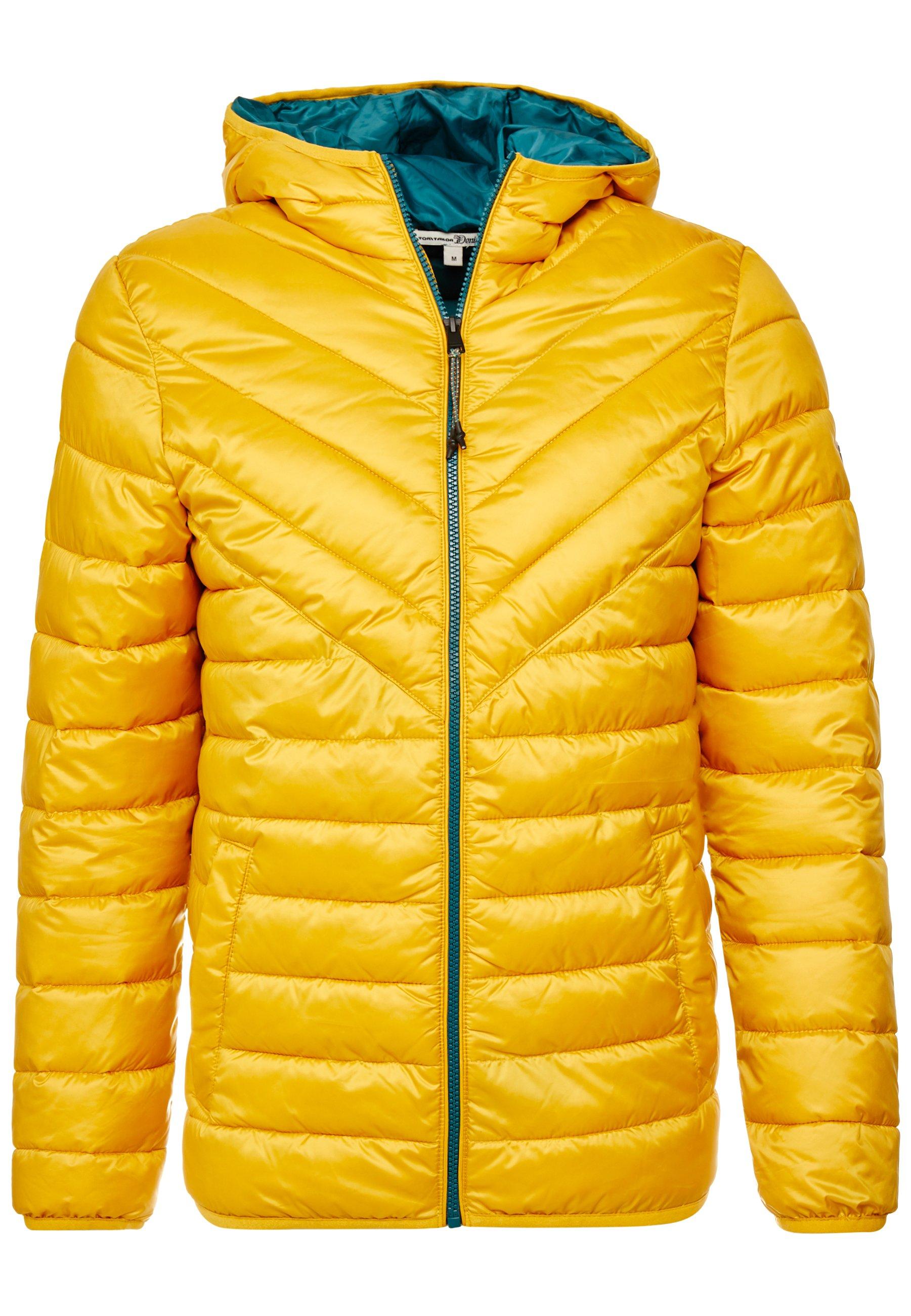 Esprit THINSULATE Lett jakke dusty yellow Zalando.no