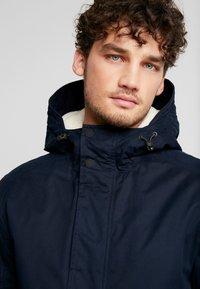 TOM TAILOR DENIM - SOFT - Winter coat - sky captain blue - 3
