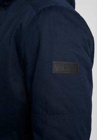 TOM TAILOR DENIM - SOFT - Winter coat - sky captain blue - 6