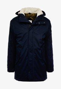 TOM TAILOR DENIM - SOFT - Winter coat - sky captain blue - 5