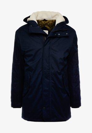 SOFT - Płaszcz zimowy - sky captain blue